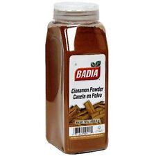 BADIA - Cinnamon Powder 16 oz / 1 lbs (6 PACK) - Canela en Polvo