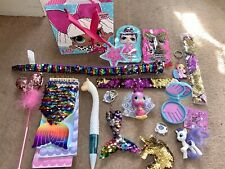 Girls Sequins Sparkly Toys LOL, My Little Pony, Mermaid, Unicorn