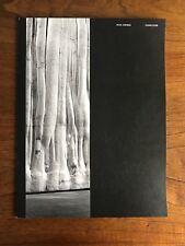Rick Owens Furniture Exhibition Catalog Zine MOCA book Large Format