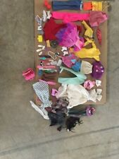 vintage barbie lot clothes shoes accessories