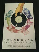 PHONOGRAM Vol. 2: THE SINGLES CLUB Trade Paperback
