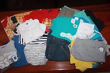 GROS LOT GARCON 6 ANS jean short t-shirt pyjama polo DISNEY ADIDAS OXBOW IKKS