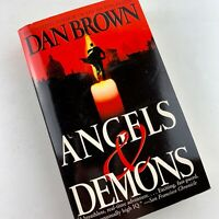 Angels and Demons by Dan Brown Paperback Robert Langdon Book 1