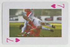 Football World Cup 2006 Playing Card single - Fabrizio Ravanelli - Lazio