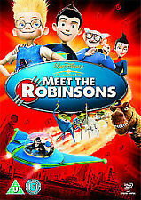 MEET THE ROBINSONS DISNEY DVD GOLD NUMBERED SPINE! BRAND NEW SEALED - UK RELEASE