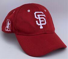 San Francisco Giants Stanford Cardinal Baseball Cap Hat One Size Strapback Red