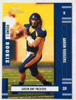 2005 Playoff Prestige Aaron Rodgers SP RC #151 Rookie Card