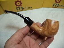PIPA MOLINA MODELLO A114 EXTRA ULIVO OLIVE PIPE PFEIFE NEW
