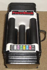POWERBLOCK CLASSIC 45 - 45lb Adjustable Dumbells pounds - Buy One or Pair 10lb