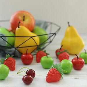Artificial Plastic Fruit Kitchen Fake Display photography Props Food Ornament