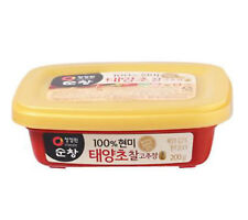 [Chung jung one] Go Chu Jang Red Pepper Paste Hot Spicy 7oz (200g) Korean Food