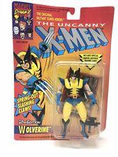 The Uncanny X-Men Wolverine Second Edition Action Figure Marvel Toy Biz 1994