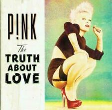 PINK the truth about love (CD, album) pop rock, powerpack, very good condition,