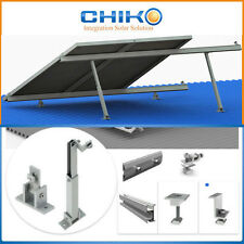 1.5KW FLAT ROOF SOLAR RACKING INSTALLATION KIT – Suits 6 x 250W Panels
