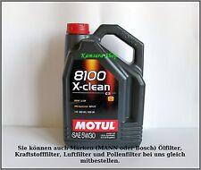 de Berlín ACEITE DE MOTOR MOTUL 8100 X-CLEAN C3 5w-30 5 Litros 5w30