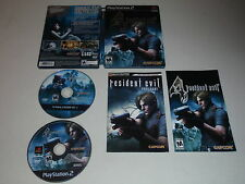 Resident Evil 4 Premium Edition Playstation 2 Game PS2