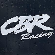 CBR Racing Car Decal Vinyl Sticker For Window Body Panel Bumper