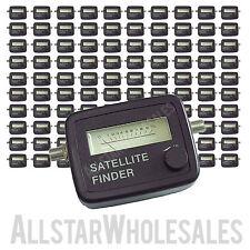 100x Satellite Finder SF-95 Signal Meter Satfinder FTA Sat DirectTV Dish Network