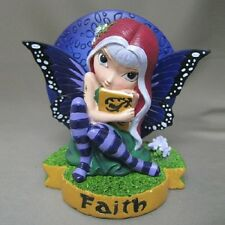 Faith Fairy Figurine - Fairies Virtues Collection  - Jasmine Becket-Griffith