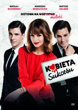 KOBIETA SUKCESU   DVD POLISH  Shipping Worldwide