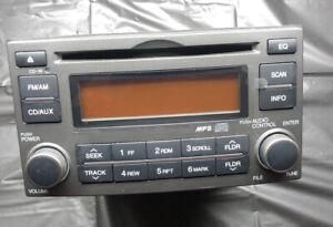 Radio Receiver CD Player AM FM 2007 2008 07 08 Kia Rondo MP3 New