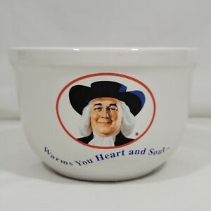 Quaker Oats Cereal Oatmeal Bowl Warms You Heart and Soul Houston Harvest 31017