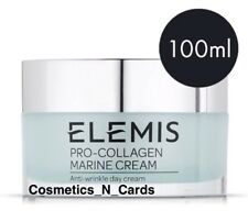 Elemis Pro-Collagen Marine Cream Anti-Wrinkle SUPERSIZE 100 ML - BRAND NEW/NB
