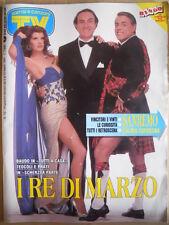 TV Sorrisi e Canzoni n°10 1994 Speciale Festival di Sanremo i vincitori  [D43]