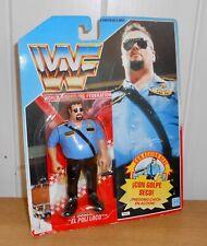 WWF/WWE - Big Boss Man - Hasbro - Series 1 - wrestling figure - BRAND NEW