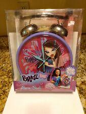 "New/Sealed...MGA Bratz Enchanted Twin Bell Alarm Clock - 11 1/2"""