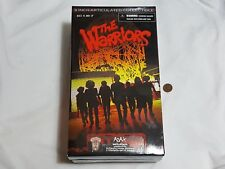 """NEW The Warriors AJAX 9"""" Articulated Collectible Action Figure SEALED toy Mezco"""