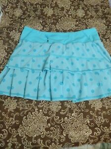 Women's lululemon tennis skirt size 4