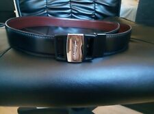 Ferragamo Reversible Leather Belt