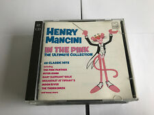 Henry Mancini - In the Pink - The Ultimate Collection 2 CD Set - RCA Victor