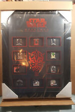 DISNEY STAR WARS WEEKENDS WDW 2012 COLLECTOR PIN SET LE ARTIST PROOF NEW RARE