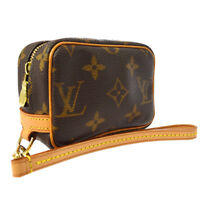 LOUIS VUITTON TROUSSE WAPITY POUCH MONOGRAM CANVAS M58030 WA00392h