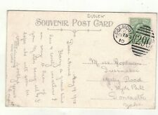 EDW.VII. 1910..FALMOUTH.  DUPLEX POSTMARK.PLEASE SEE PICTURE