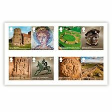GB Roman Britian set (8 stamps) MNH 2020 after July 1