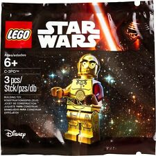 LEGO Star Wars 5002948 C-3PO Red Right Arm TRU Exclusive Polybag Promo Beutel