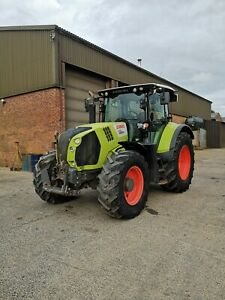 Claas 630 tractor tractors machinery