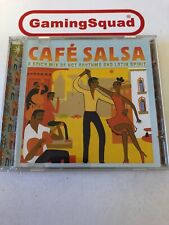 Cafe Salsa CD, Supplied by Gaming Squad