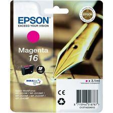 Genuine Epson T1623 (16 Pen Crossword) Magenta Ink Cartridge