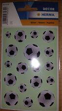 HERMA Sticker Fußball - Aufkleber zum Dekorieren