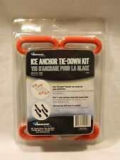 NEW AMERISTEP ICE ANCHOR TIE-DOWN KIT FOR SHANTY - MODEL 19992 - ICE FISHING