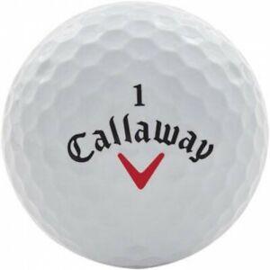 50 Callaway Golf Balls Mint/Near Mint Grade Golf Balls *Free Tees!*