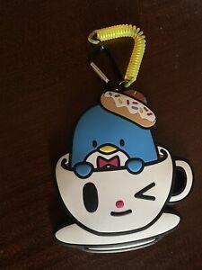 EUC Kawaii Tokidoki x Sanrio Characters - Hello Kitty Tuxedo Sam Luggage Tag
