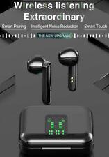 Bluetooth 9D Stereo Wireless TWS In-Ear Headset Earbuds Headphone Earpiece IPX5