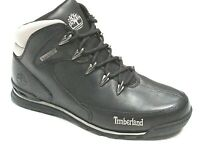 Timberland Euro Rock Mid Hiker Mens Shoes Boots Uk Size 11   Black Leather