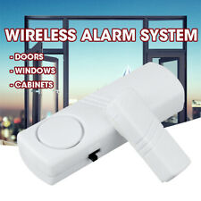 Wireless Alarm System for Home Office Cabinets Drawers Magnetic Sensor Alerts