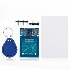 RFID-RC522 RFID Kit Reader Writer MFRC522 IC Card chip Keyfob Card Tag Key Chain